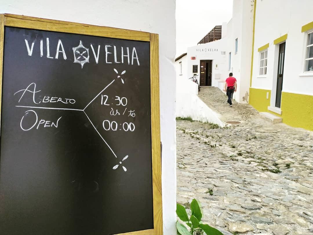 Vila Velha restaurante